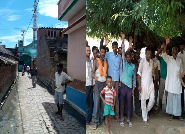 Anti-Temple comment creates tension in a Bareilly village