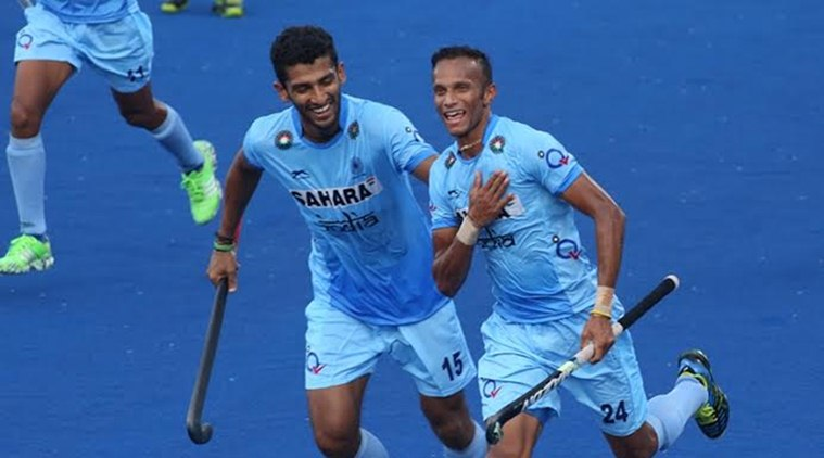 Indian Hockey team plays gripping 3-3 draw with Argentina