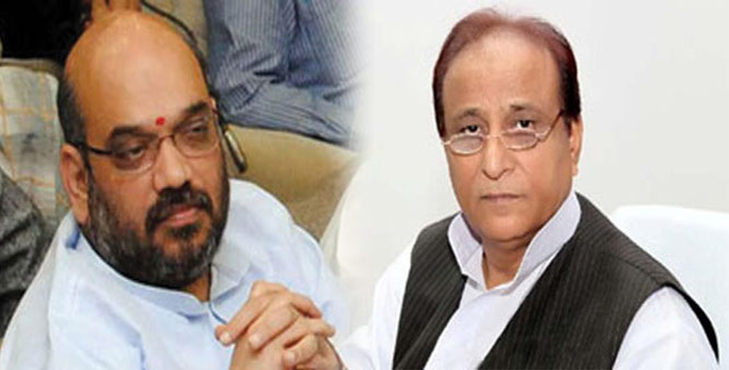 Why Amit Shah and Azam Khan trouble mongers for EC?