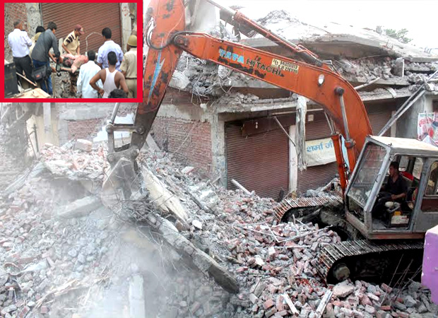 Four killed during mall demolition in Meerut; CEE arrested