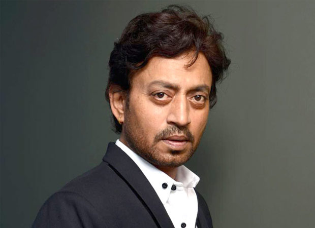 Irrfan Khan poses with Hollywood stars Denman, Kelly