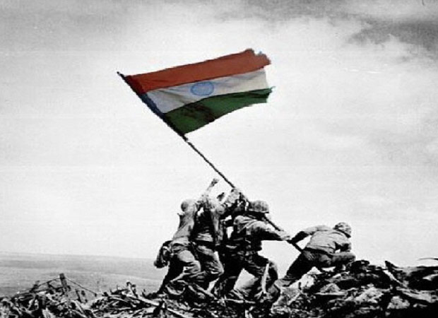 The Country pays tribute to the Kargil heroes