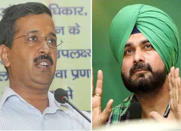 Navjot Singh Sidhu may join AAP on Independence Day