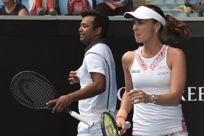 Paes, Hingis lose in third round, out of Wimbledon 2016