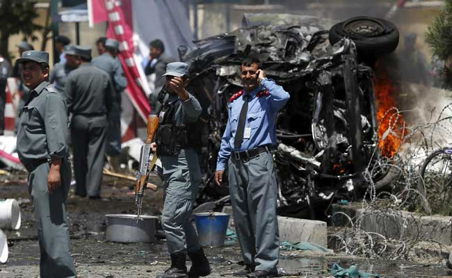 61 killed in Kabul blast, ISIS claims responsibility