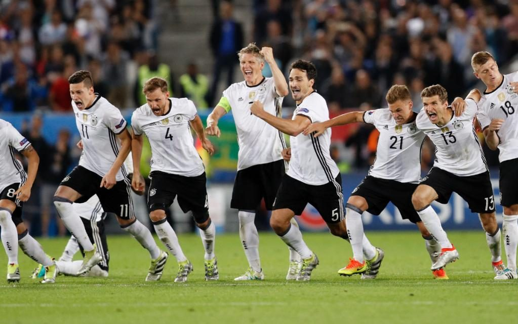 Euro 2016: Germany registers penalty triumph against Italy