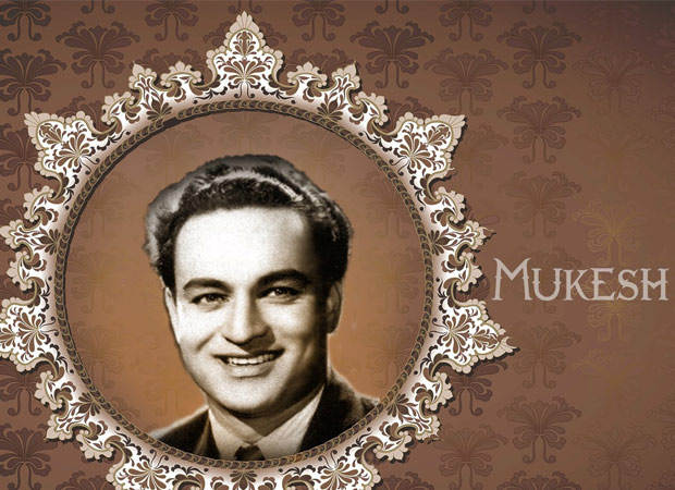 Mukesh, the man who redefined romance with his songs…..