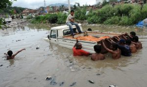 Floods hit Nepal, kills 28, injures several