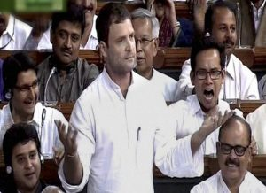 Rahul Gandhi connects to UPiites, physically and virtually