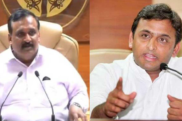 Akhilesh is not pleased with Singhals off the cuff remarks