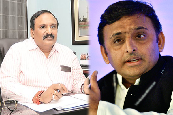When UP Chief Secretary asked CM to keep quiet and listen