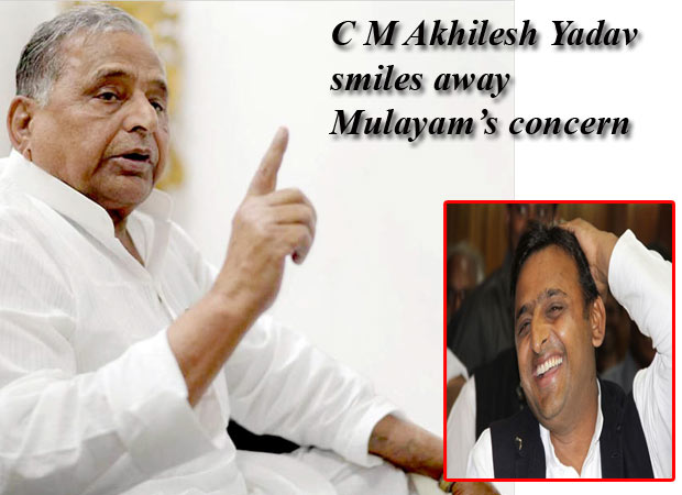 Public exposes UP ministers in front of Mualyam, Akhilesh