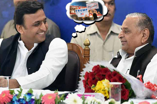 For SP, politics is an art while campaigning a science