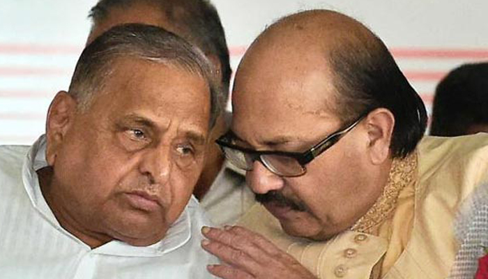 Amar Singh feels humiliated in SP; threatens to resign