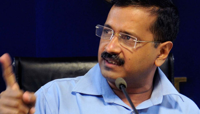 Why BJP not permitting us to hold rally in Gujarat, asks Kejriwal
