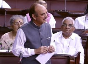 Send all-party delegation to J and K,Congress demands in RS