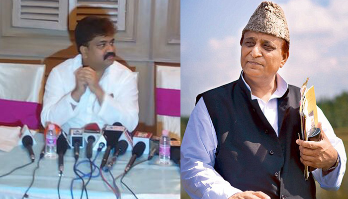 Suspended SP MLA suggests Azam Khan to be made UP CM