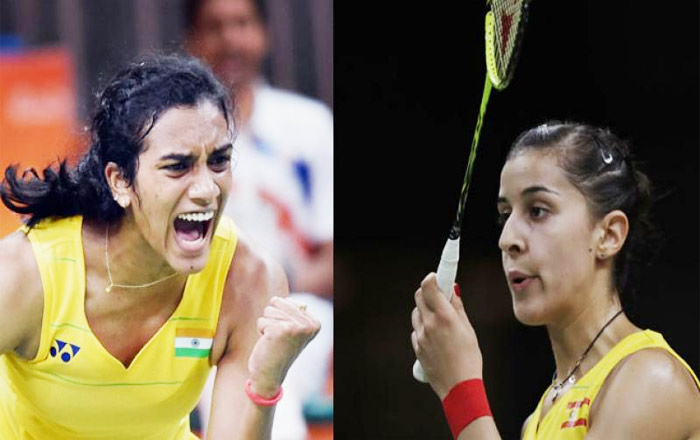 Rio: Marin wins final match, Sindhu to return with silver medal