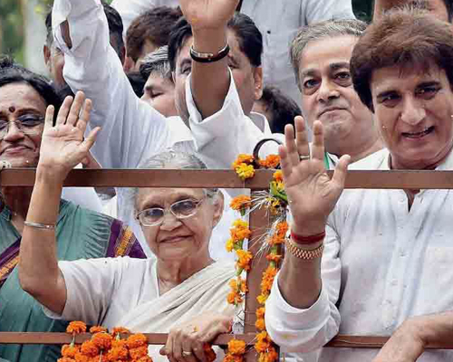 Congress to launch second phase poll campaign in UP from Aug 21