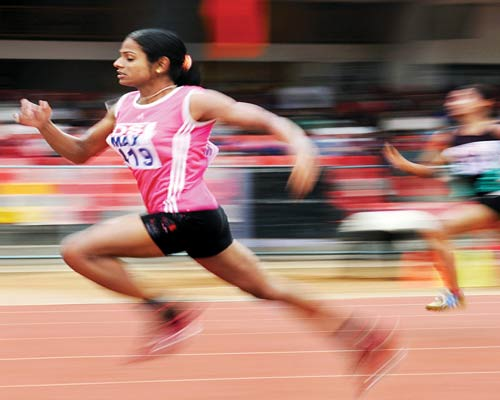 Rio 2016: Dutee Chand blames odd time for her poor performance
