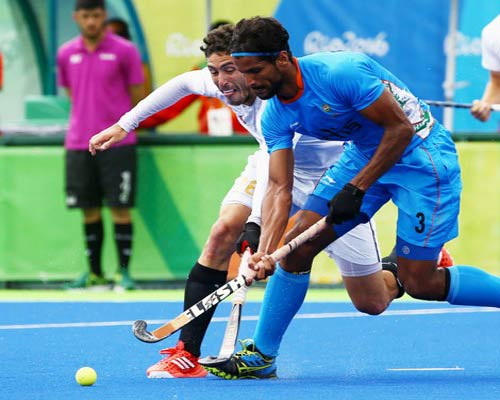 Rio 2016: Canada levels a 2-2 draw against Indian in men's hockey