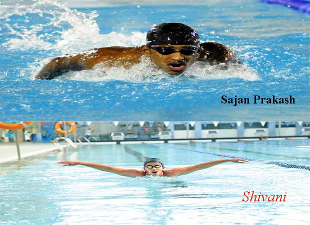 Rio 2016: Indian swimmers Shivani, Sajan disappoint in the mega games