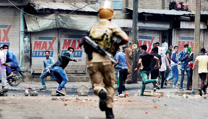 NIA team reaches Kashmir to identify persons behind valley violence