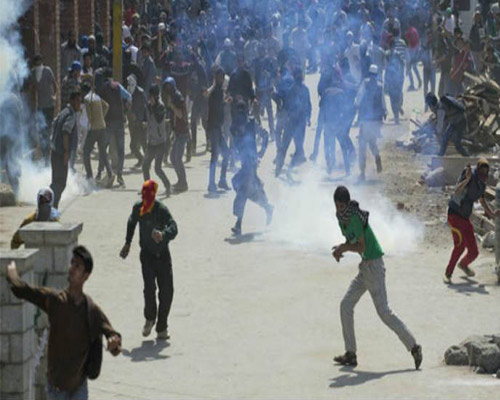 Indian Army recommends replacement of Pellet Guns to control crowd in valley