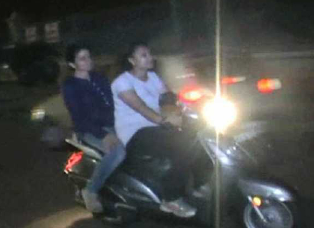 Lucknow SSP violates traffic rules during secret operation