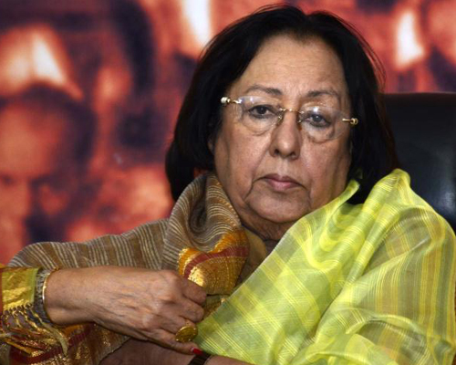 Centre appoints Najma Heptulla as Governor of poll-bound Manipur