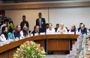 PoK is a part of India, says PM Modi in all party meeting