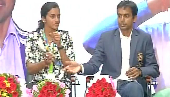 Winning medal at Olympics is dream come true: PV Sindhu