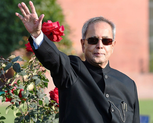 We are uncivilised if we can't protect women, kids: Prez Mukherjee