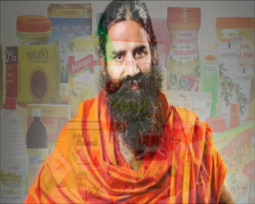 Christian community criticizes Ramdev for use of 'Cross' in Patanjali advertisements