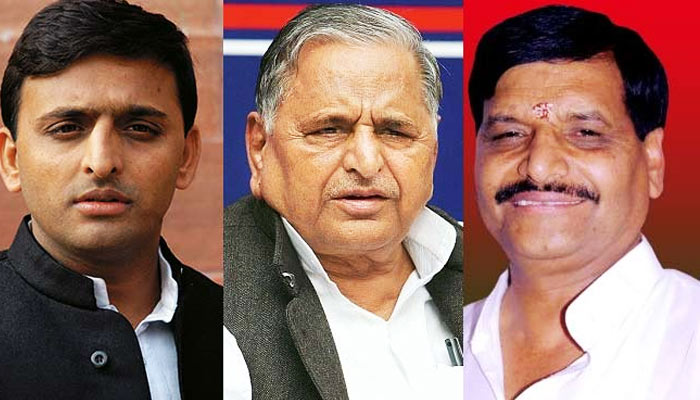 Mulayam chairs meeting to settle prolonged dispute within SP