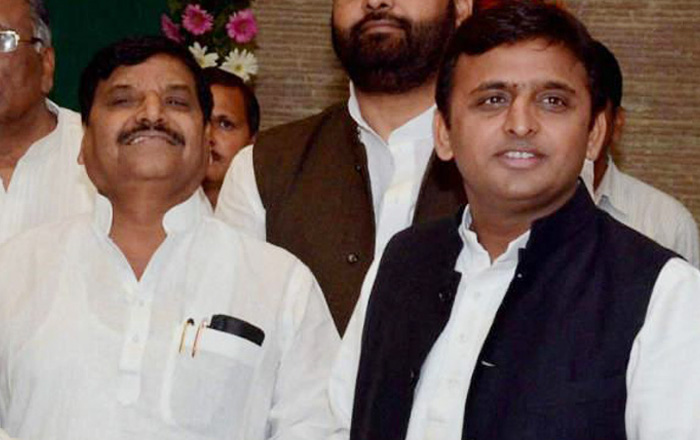 Shivpal meets Akhilesh but still holds grudge on certain issues