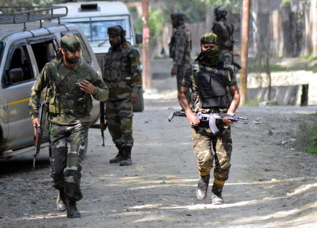Ambulance driver injured in shooting by security forces in Kashmir
