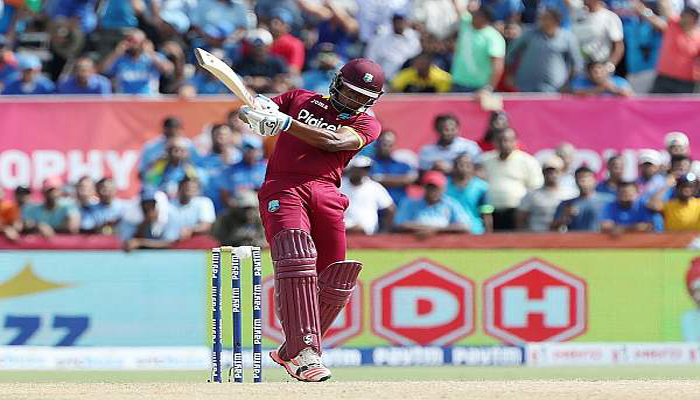 IndvsWI, 1st T20: Windies posts 245 runs after 20 overs