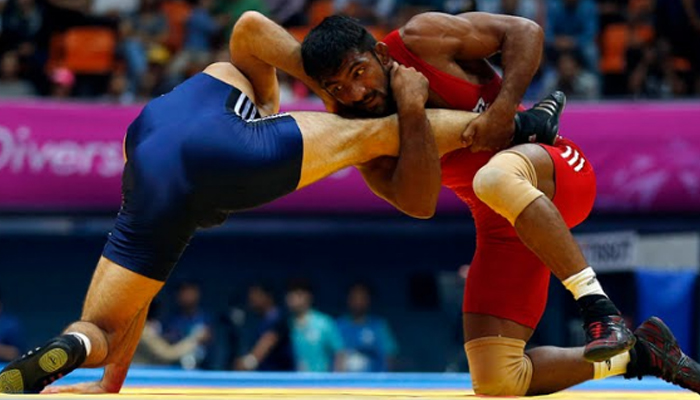 Rio: Yogeshwar bowed out of Mens Freestyle 65kg qualification bout