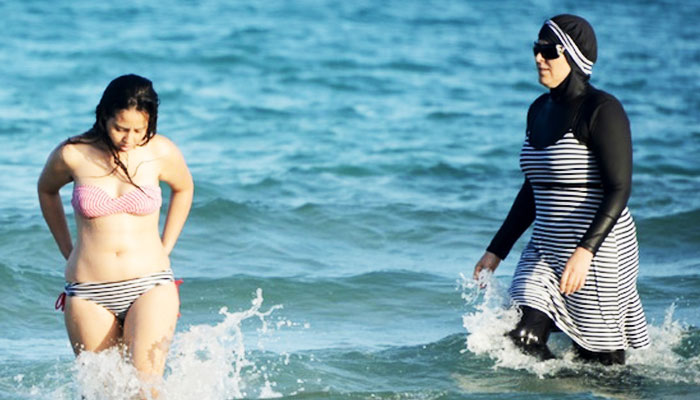 French court suspends burkini ban to resort owners' disappointment