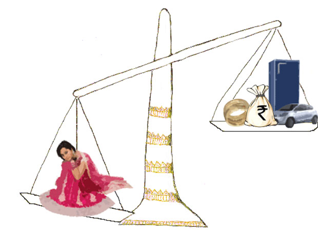 Ten year imprisonment ordered in a dowry death case