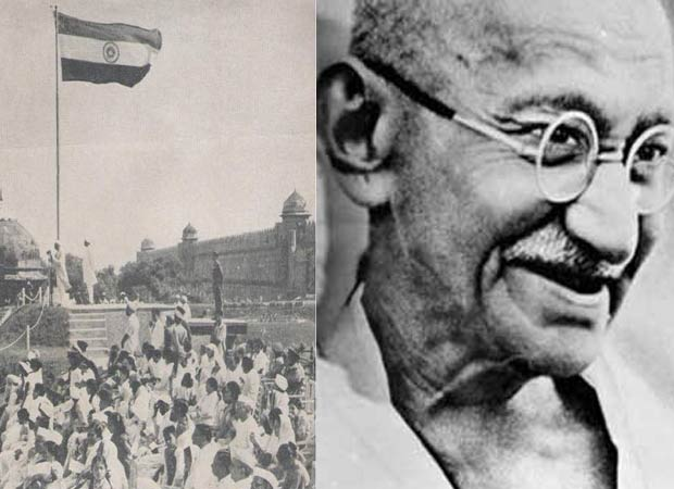 Why Mahatma Gandhi refused to salute the national tricolour?