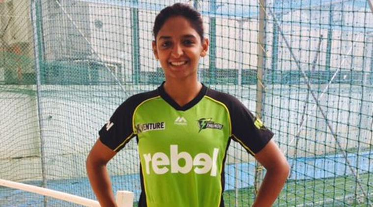 Cricketer Harmanpreet becomes first Indian to play Big Bash