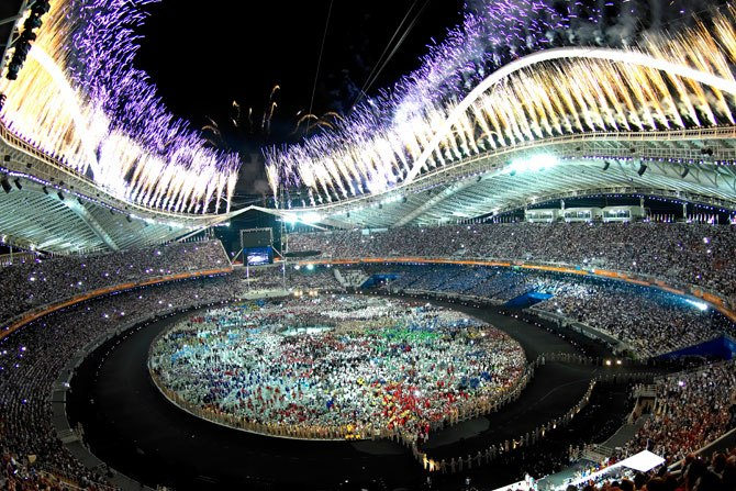 Rio: Five fascinating stadiums of Olympics, See pics here