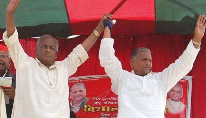 Joining hands with Kalyan Singh was a mistake: Mulayam Singh