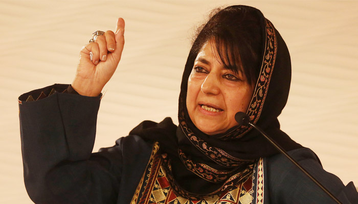 Centre will have to apply salve to wounds of Kashmiris: CM Mufti