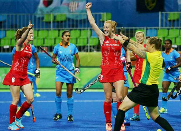 Rio 2016: Another jolt for India on day 3, womens hockey team loses to GBR