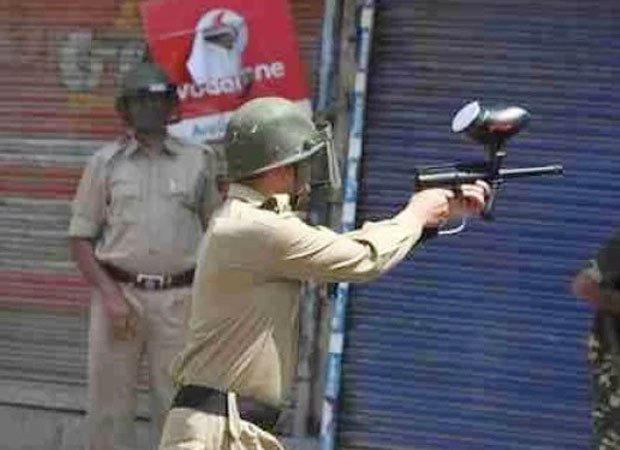 Will be forced to use firearms if not pellet guns: CRPF to HC