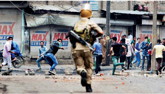 PAVA shells likely to replace pellet guns in fight against stone-pelters