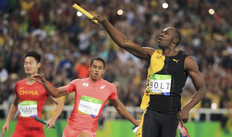 Jamaican athlete helps Japan win Silver medal in Rio Olympics